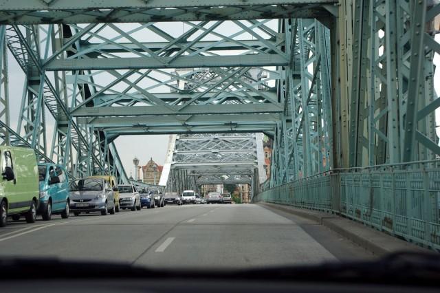 Мост «Голубое чудо» (Blaues Wunder)