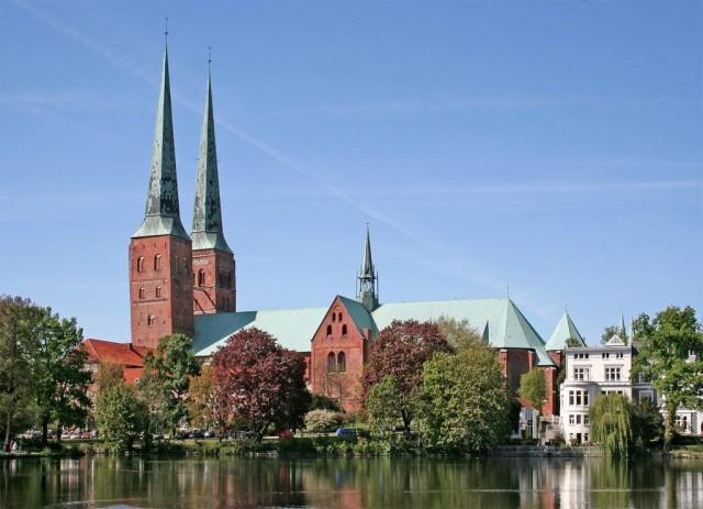 Любекский собор (Dom Lübeck)