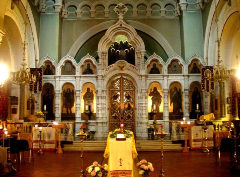 Церковь Святого преподобного Симеона Дивногорца (нем. Russisch-Orthodoxe Kirche des Heiligen Simeon vom wunderbaren Berge)