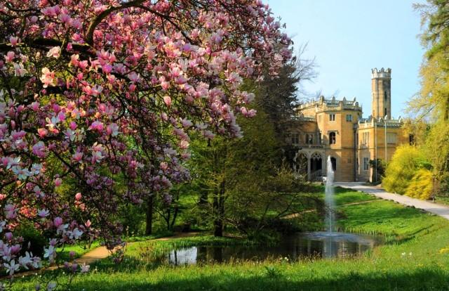 Замок Экберг (Schloss Eckberg)