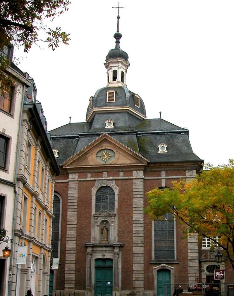 Церковь Святого Максимилиана (St. Maximilian-Kirche или Maxkirche)