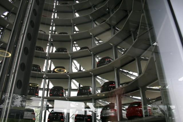 Автоград (Autostadt) Вольфсбург