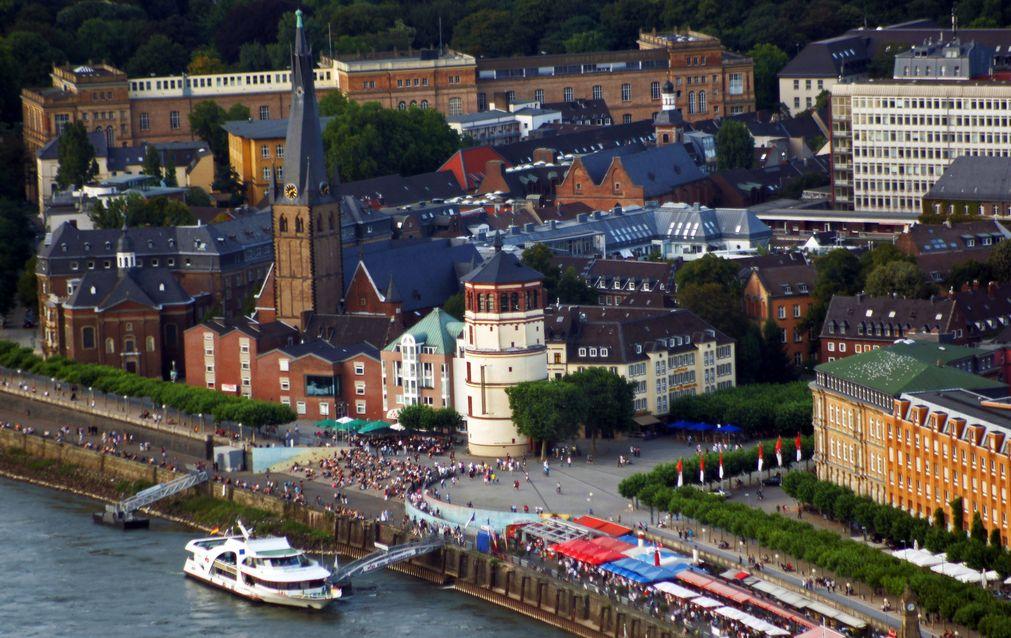 Картинки по запросу дюссельдорф старый город