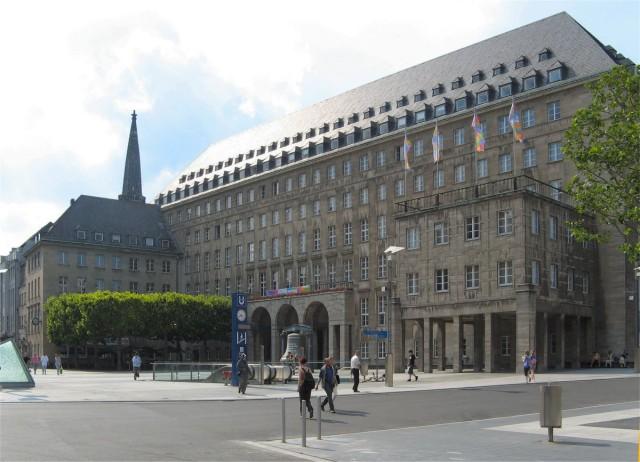 Ратуша Бохум (Bochum)
