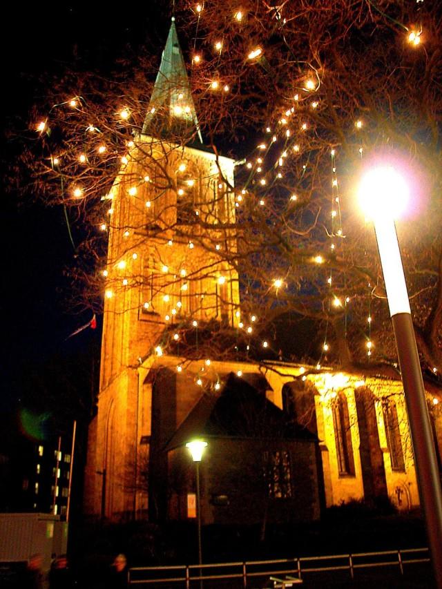 Католическая церковь св. апостолов Петра и Павла (нем. St. Peter und Paul )