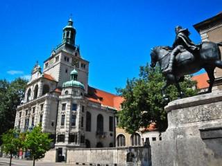 Баварский Национальный музей в Мюнхене.
