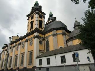 Церковь Апостола Андрея в Дюссельдорфе