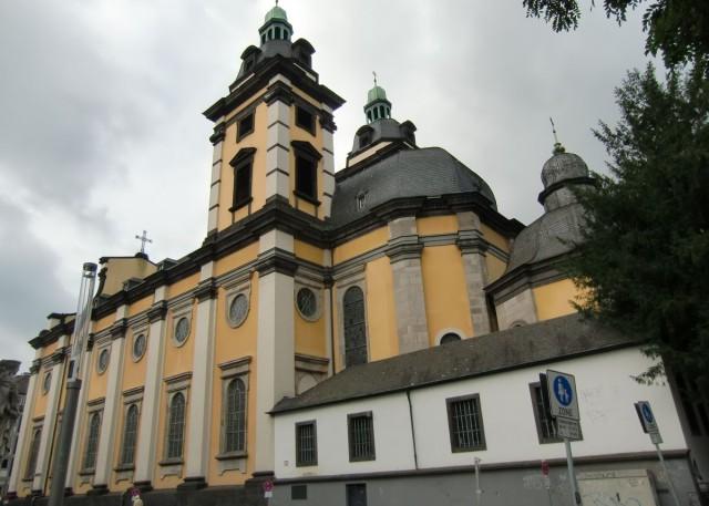 Церковь святого апостола Андрея Первозванного (Andreaskirche)