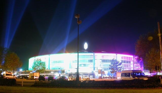 Концерно-спортивный развлекательный комплекс Вестфаленхаллен (Westfalenhallen)