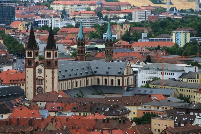 Вюрцбургский кафедральный собор (Würzburger Dom)