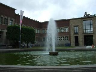 Музейный комплекс Эренхоф в Дюссельдорфе
