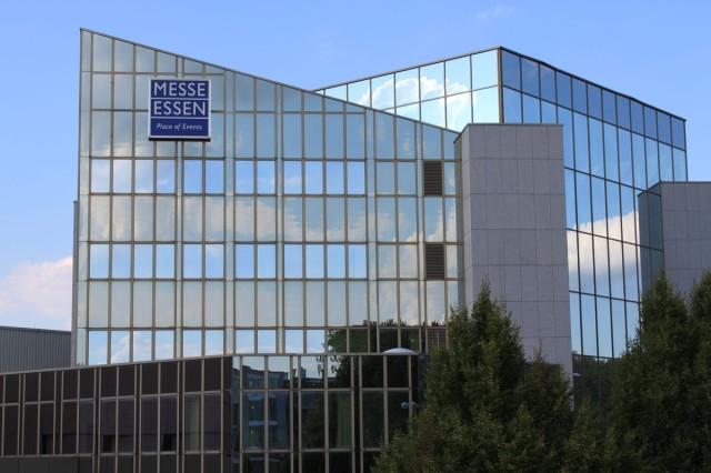 Выставочный центр (Messe Essen)