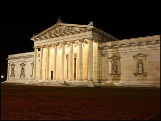 Глиптотека и Пропилеи — кусочек Древней Греции в Мюнхене