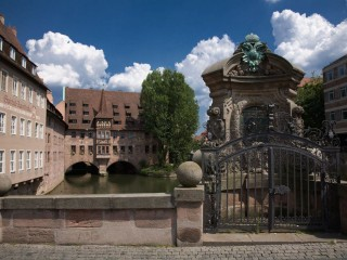 Госпиталь Св. Духа в Нюрнберге