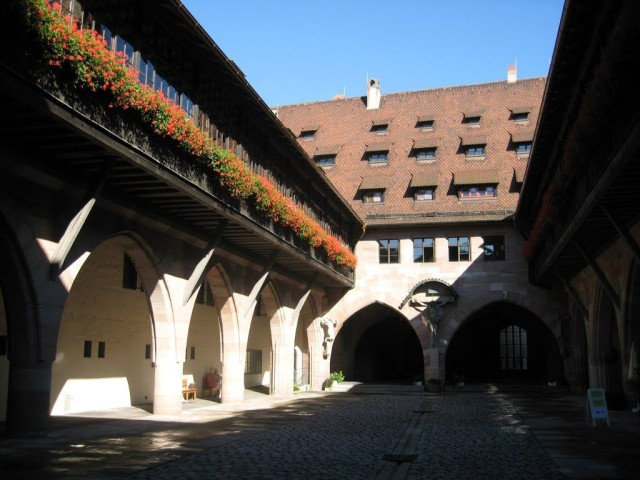Госпиталь Св. Духа (Heilig-Geist-Spital)