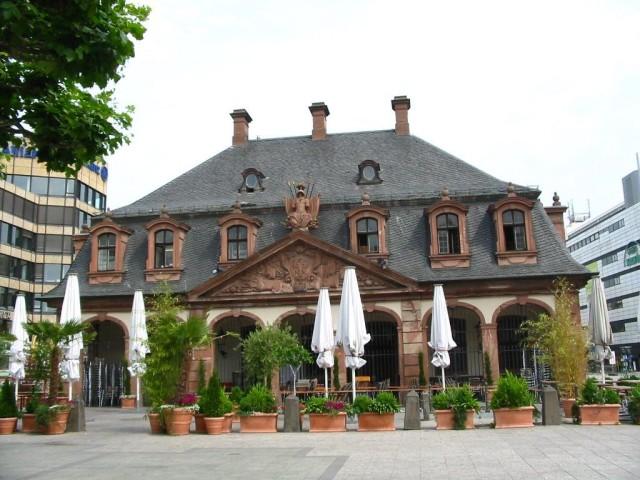 Хауптвахе (Hauptwache)