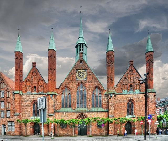 Больница Святого Духа (Heiligen-Geist-Hospital)