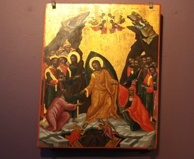 Музей икон (Ikonenmuseum)
