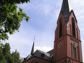 Церковь Святой Кикилии в Дюссельдорфе