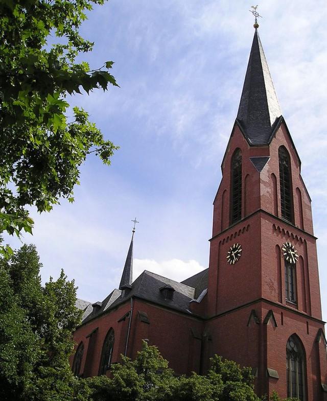 Церковь Святой Кикилии (St. Cäcilia)