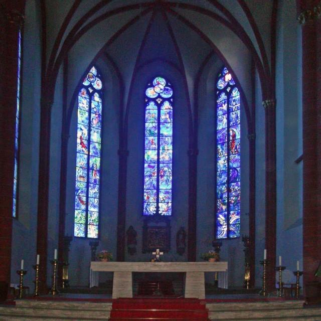 Церковь Св. Стефана (Stephanskirche)