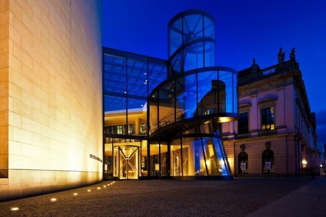 Музей немецкой истории в Берлине (Deutsches Historisches Museum)