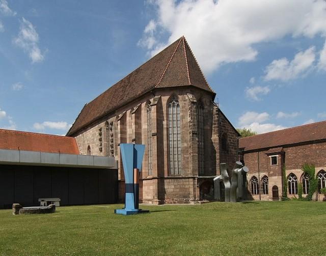 Германский Национальный музей (Germanisches Nationalmuseum)