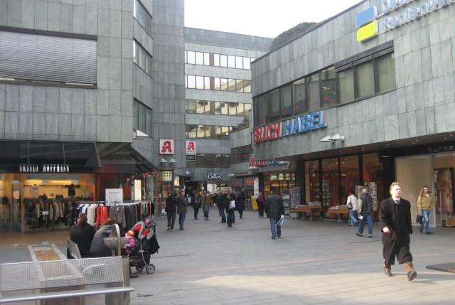 Торговый центр Am Brand