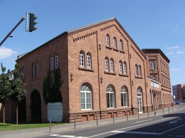 Музей античного судоходства (Museum für Antike Schifffahrt)
