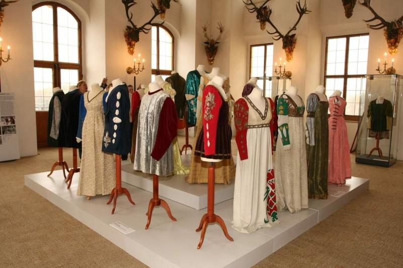 Исторические одежды