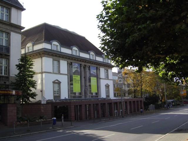 Музей немецкой архитектуры (нем. Deutsches Architekturmuseum)