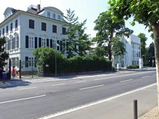 Набережная музеев. Франкфурт-на-Майне