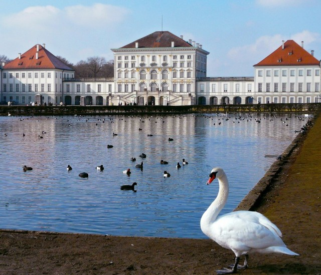 Дворец Нимфенбург (Schloss Nymphenburg)
