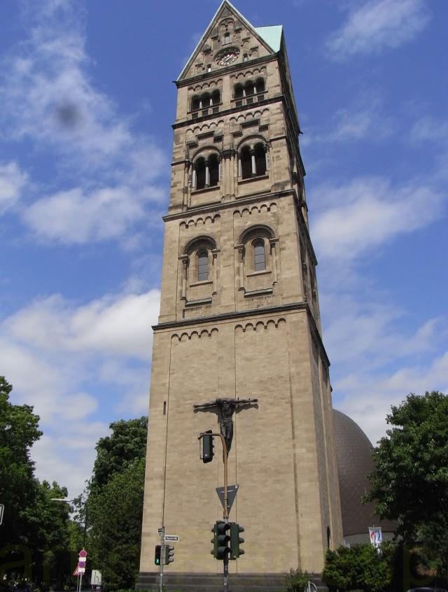 Церковь Рохускирхе (Rochuskirche)