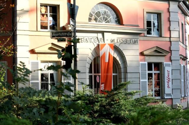 Театральный музей Дюссельдорфа (Theatermuseum Düsseldorf)