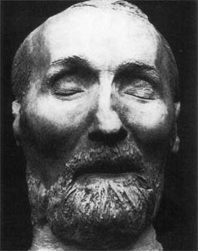 Посмертная маска Гейне