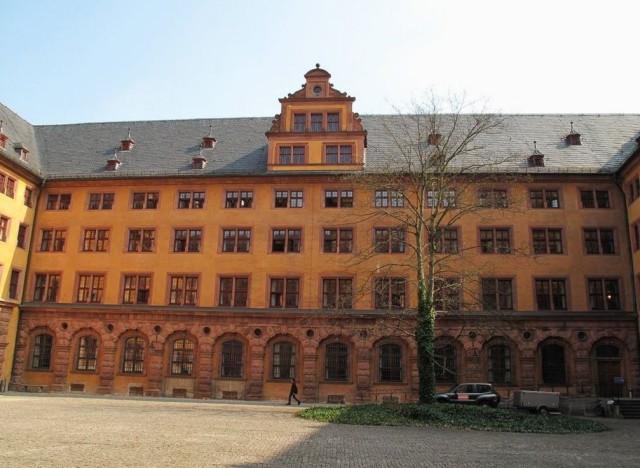Вюрцбургский университет Юлиуса-Максимилиана (Julius-Maximilians-Universität Würzburg)