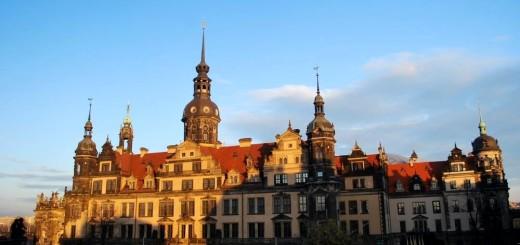 Музей Грюнес Гевёльбе (Grünes Gewölbe) или «Зелёные своды» в Дрездене