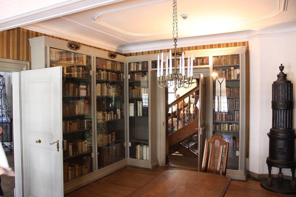Дом музей гете goethe house