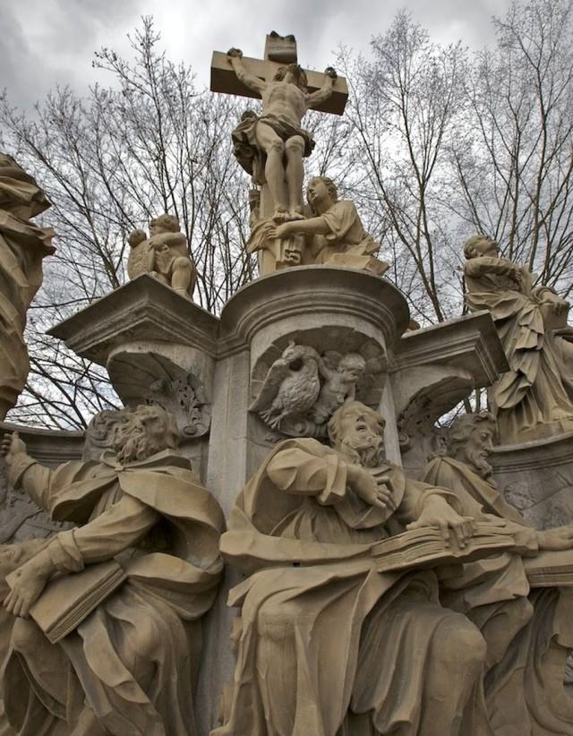 Бамбергский кафедральный собор (Bamberger Dom St. Peter und St. Georg)