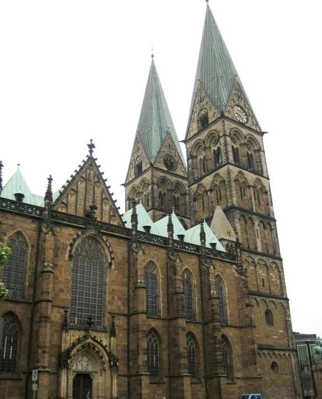 Бременский кафедральный собор Святого Петра (Bremer St. Petri Dom)