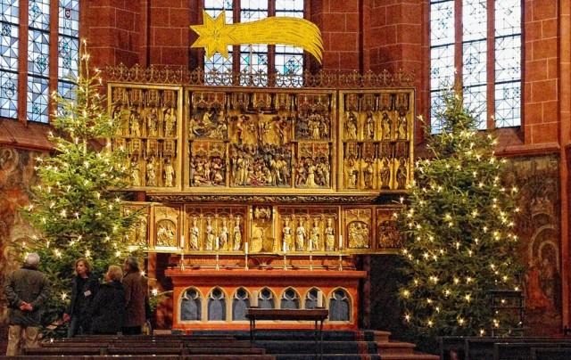Кафедральный собор во Франкфурте-на-Майне - Собор Святого Варфоломея (Dom Sankt Bartholomäus)