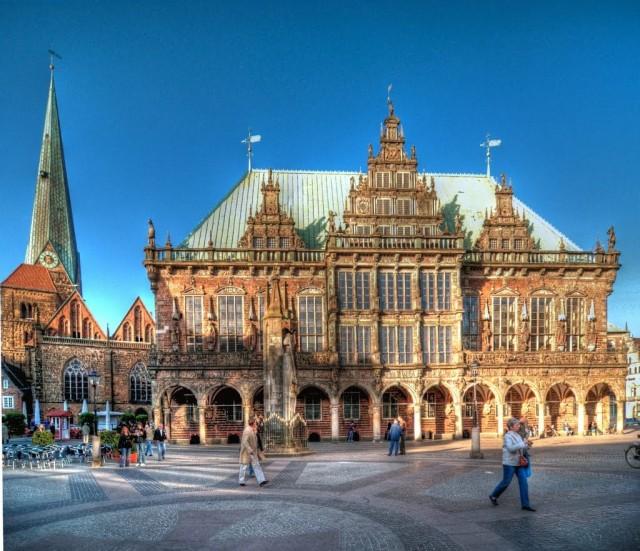 Ратуша (Bremer Rathaus)