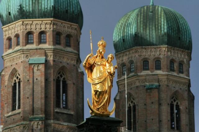 Кафедральный собор Фрауэнкирхе (Frauenkirche)