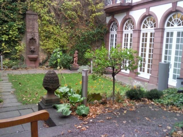 Дом музей Гете (Goethe House)