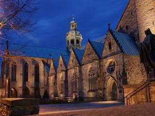 Кафедральный собор св. Девы Марии в Хильдесхайме