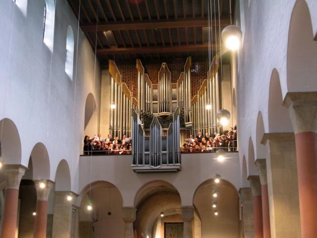 Кафедральный собор св. Девы Мариив Хильдесхайме (Der Hildesheimer Dom St.Maria Himmelfahrt)