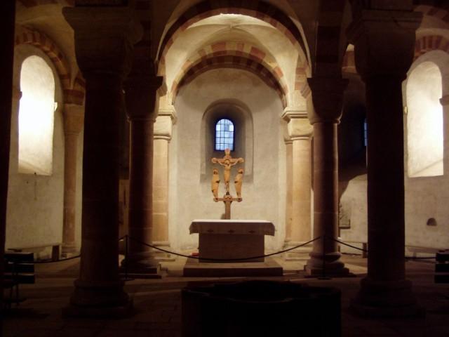 Шпайерский собор (Kaiser- und Mariendom zu Speyer)