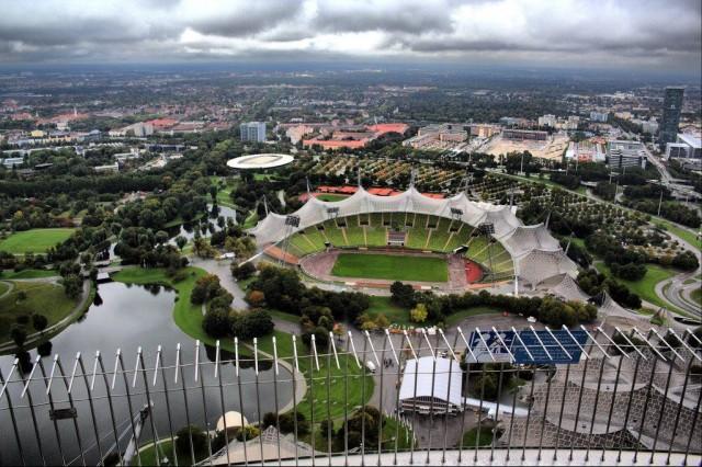 Олимпийский парк (Olympiapark)