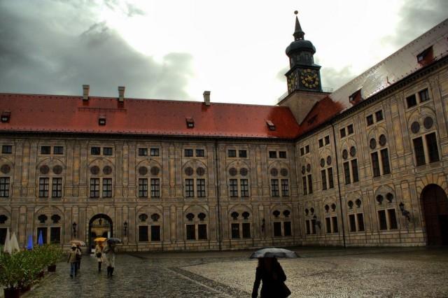 Мюнхенская резиденция ( Münchner Residenz)